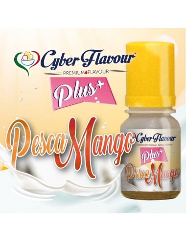 Aroma-Cocco-Ananas-By-Cyber-Flavour-Linea-Plus - 10ml